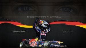 Sebastian Vettel WorldChampion by curtisblade