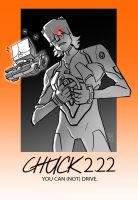 Chuck 2.22 by Guts-N-Effort