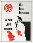 Anti Brony Brotherhood Poster: No Man Left Behind! by Mega-Demon-Piggy