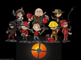 Team Fortress 2 - V.2 by busted-pc
