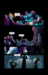 Rise of the Maximals - #1 - Page 5 by Rh1n0x