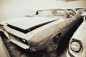 Plymouth Barracuda by Lightmotiv