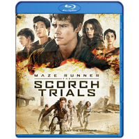 Maze Runner The Scorch Trials by prestigee