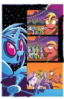 My Little Pony Issue 10 Page 14 by angieness