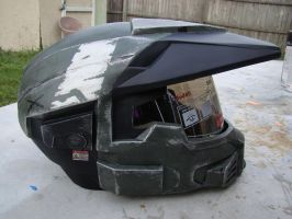 Halo Reach MKV Helmet by Hyperballistik