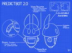 Monstercat Predict Bot - Blue Prints by petirep