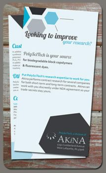 Informational Brochure by Alley9