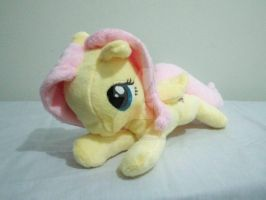 Fluttershy version 2 by Yukamina-Plushies
