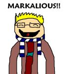 Markalious by RizzotheRat1131