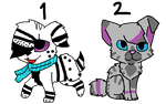 Emergency Adopts !! open! by pug-qrincess