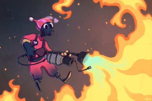 Frenzy's Pyro by AtomicRay