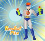 Repellent Man by Shipahn