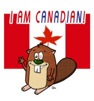 Canadian Beaver by ColourBUG