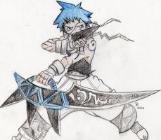Black Star by JohnnyBoy41394