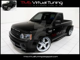 Range rover pick up by TMSVirtualTuning