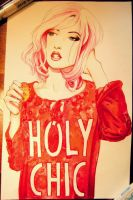 Holy Chic by Pinjachi