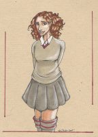 Hermione - Jan 2005 by doomandnachos