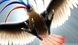 Death From Above by DarkFeather