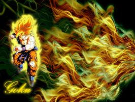 Goku v2 by Photshopmaniac
