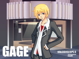 Kaleidoscope II - GAGE by Mayuiki