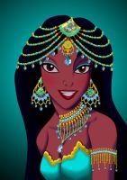 Royal Jewels: JASMINE by MissMikopete
