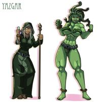 Yazgar by AngsTheWicked