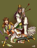 Dynasty Warriors Defeated by geekling