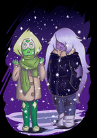 First Snowfall by pomcookie