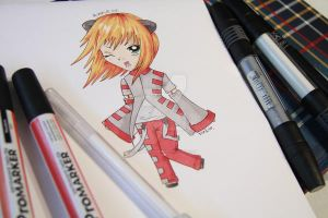 red.chibi by NightSky1357
