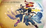 The Legend of Korra wallpaper by Viciousdope