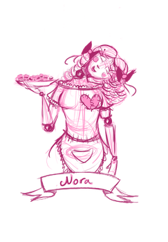 Nora - A Doll's House by frisca-freak