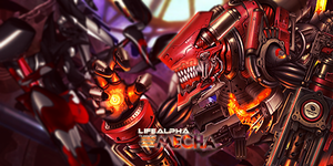 Mecha Signature by LifeAlpha