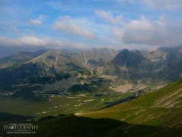 Tatra Mountains by adunio-photos