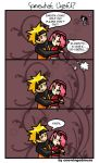 Naruto: Somewhat Useful? Comic by OneWingedMuse