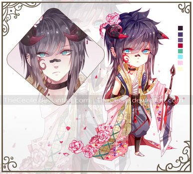 [CLOSED] OTA #1 Adopt by TheCecile