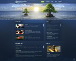 Personal Website by mozarthenriques