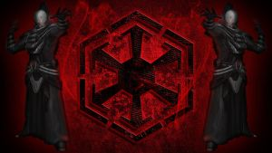 Sith-Empire Logo - Sith Inquisitor WP by JaxxTraxx