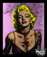 My Monroe... by MadKIDFlava