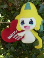 Needle Felted Pokemon Commission by Sarsie