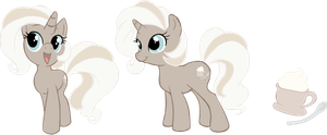 .: MLP: Mocha Scent :. by PirateHearts