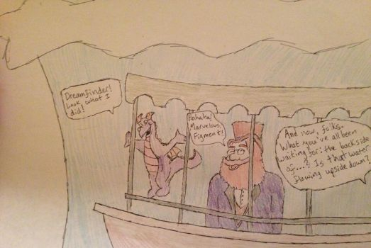 Imagination on the Jungle Cruise by Karen-chanOVERDRIVE