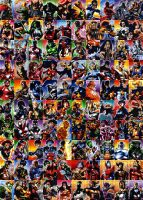 Marvel's Greatest Heroes - Full set by eisu