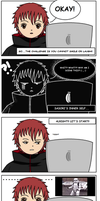 Sasori try not to laugh challenge by ChocoCaramelPuff03