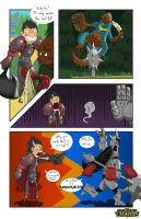 Contest comic LoL by OBDspro