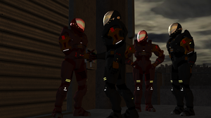 Spartan BLs and ICS Hell-Jumpers by The-Port-of-Riches