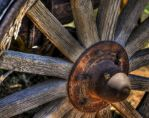 Old wheel by nolra