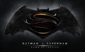 BATMAN v SUPERMAN: DAWN OF JUSTICE - ReLOGO by MrSteiners