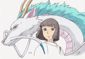 Haku by Wolfspirit16