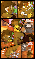 FLOWERS (page 11) by NoasDraws