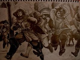 3 musketeers by pernilla